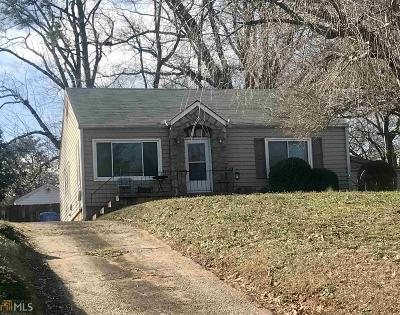 Sylvan Hills Single Family Home Under Contract: 1833 SW Langston Ave