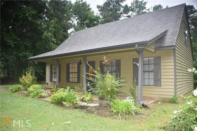 Flowery Branch Single Family Home Under Contract: 6329 Spout Springs Rd