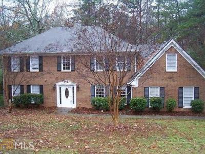 Lilburn Single Family Home For Sale: 2645 SW Kinnett Dr #8