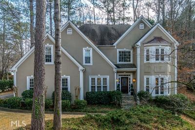 Johns Creek Single Family Home Under Contract: 400 Barlow Ct