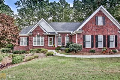 Loganville Single Family Home Under Contract: 725 Pella Ct