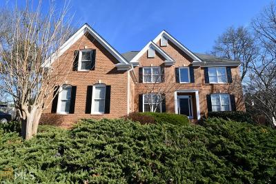 Johns Creek Single Family Home Under Contract: 10365 Sugar Crest Ave