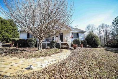 Hall County Single Family Home Under Contract: 5239 Latty Rd