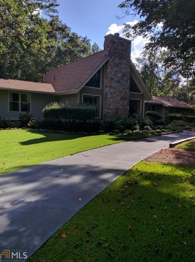 Peachtree City GA Single Family Home Under Contract: $478,500