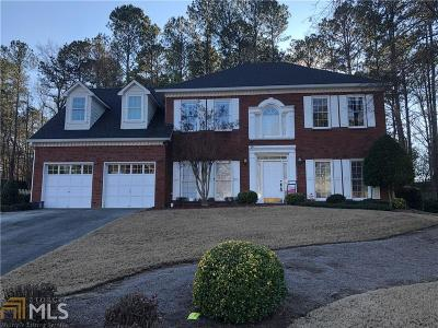 Snellville Single Family Home Under Contract: 2867 Kingstream Dr