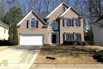Roswell Single Family Home Under Contract: 8085 Sandorn Dr