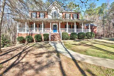 Newnan Single Family Home Under Contract: 175 Longwood Ln