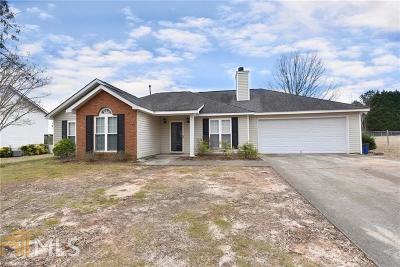 Grayson Single Family Home Under Contract: 201 Patricia Ter