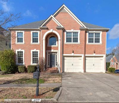 Snellville Single Family Home For Sale: 4177 Meadow Wind Dr