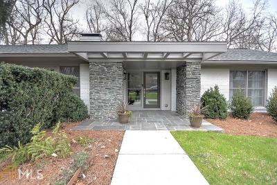 Single Family Home Under Contract: 1610 Doncaster Dr