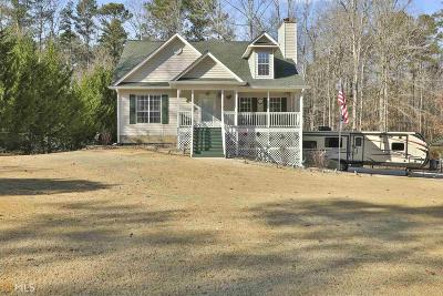 Fayetteville Single Family Home Under Contract: 290 Windsor Dr