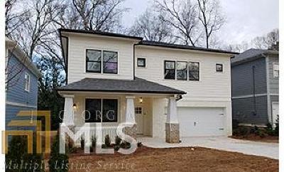 Tucker Single Family Home For Sale: 4080 Comanche Dr