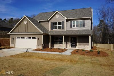 Auburn Single Family Home Under Contract: 1501 Cronic Town Rd #4