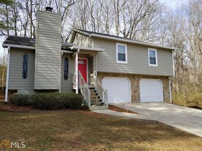 Lithia Springs Single Family Home Under Contract: 1747 Trail Creek Dr