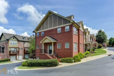 Brookhaven Condo/Townhouse Under Contract: 1240 Ashford Creek Way