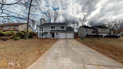 Stone Mountain Single Family Home Under Contract: 1514 Kelleys Close