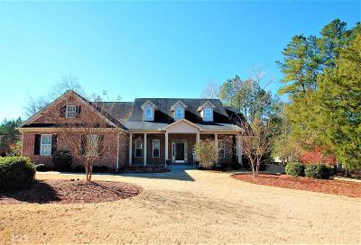 Senoia Single Family Home Contingent With Kickout: 202 Marcie Ct