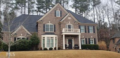 Kennesaw Single Family Home Under Contract: 4834 Wildrose Ct