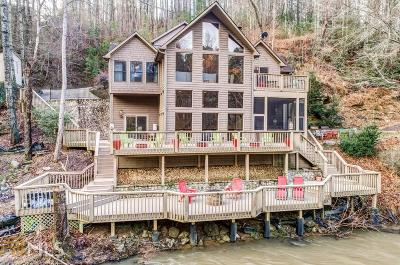 Lumpkin County Single Family Home For Sale: 129 Shore Ln