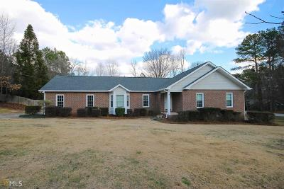 Fayetteville Single Family Home Under Contract: 215 Firethorn Ln