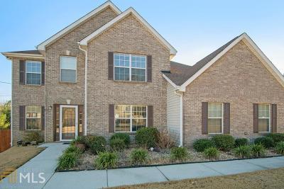 Ellenwood Single Family Home Under Contract: 2066 Boulder Gate Dr