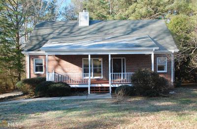Alpharetta Single Family Home Under Contract: 3731 Union Hill Rd