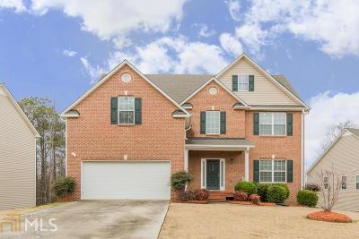 Rockdale County Single Family Home Under Contract: 1469 Queenie Smith Rd