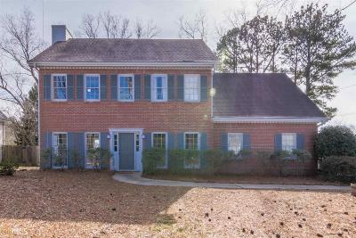 Snellville Single Family Home For Sale: 2959 Brooks Dr