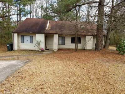 Marietta Multi Family Home Under Contract: 190 Booth Rd