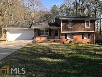 Conyers Single Family Home For Sale: 4780 Bell Cir