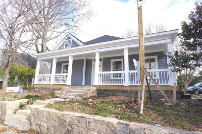 Rockdale County Single Family Home For Sale: 989 Institute St