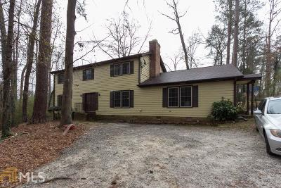 Rockdale County Single Family Home For Sale: 1796 Wiggins Cir