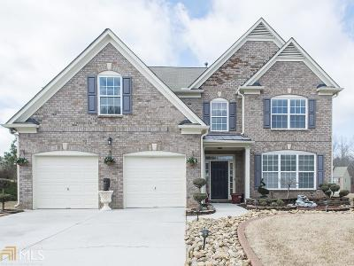 Rockdale County Single Family Home Under Contract: 1657 Lancaster Creek Cir