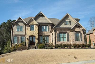Dacula Single Family Home For Sale: 2996 Cambridge Hill Dr #18
