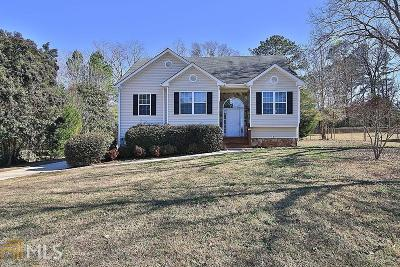 Conyers Single Family Home Under Contract: 1091 Fox St