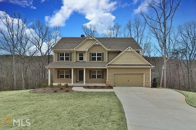 Lumpkin County Single Family Home Under Contract: 197 White Oak Trl N