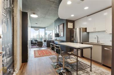 Spire Condo/Townhouse For Sale: 860 Peachtree St #2513