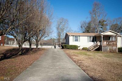 Winder Single Family Home For Sale: 220 Dreamland Cir