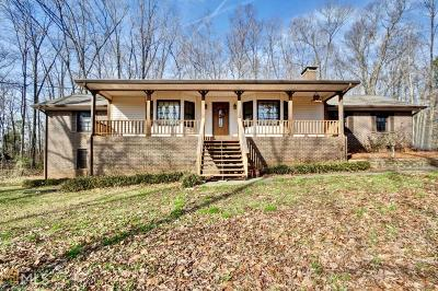 Stockbridge Single Family Home Under Contract: 363 Swan Lake Rd