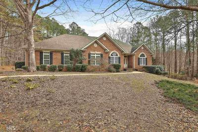 Newnan Single Family Home For Sale: 275 Arbor Springs Plantation