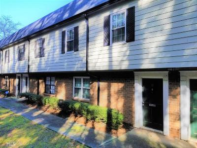 Sandy Springs Condo/Townhouse Under Contract: 340 Winding River Dr #D