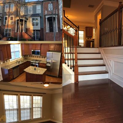 Brookhaven Condo/Townhouse Under Contract: 2169 Weldonberry Dr