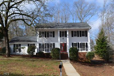 Roswell Single Family Home For Sale: 4933 Laurel Dr