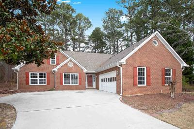 Snellville Single Family Home Under Contract: 3850 Sweetbriar Trce