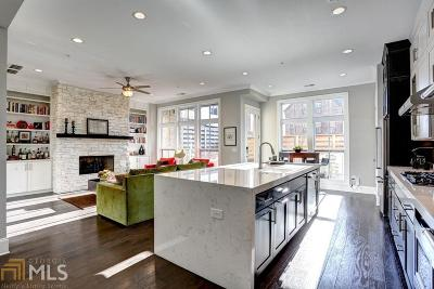 Alpharetta Condo/Townhouse For Sale: 116 Overture Dr