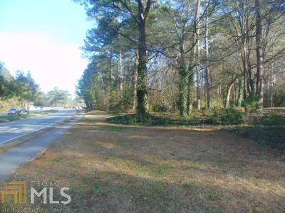 Decatur Residential Lots & Land For Sale: 5065 Flat Shoals Pkwy