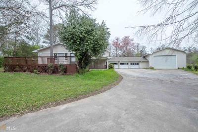 Rockdale County Single Family Home For Sale: 2370 NE Oakdale Rd