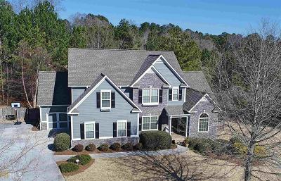 Loganville Single Family Home For Sale: 1668 Maes Overlook