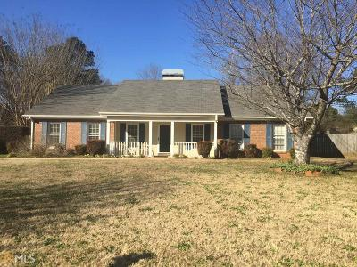 Rockdale County Single Family Home For Sale: 1270 Great Oaks Dr