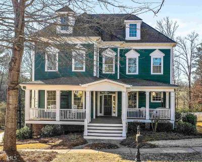 McDonough Single Family Home For Sale: 4015 Andover Cir